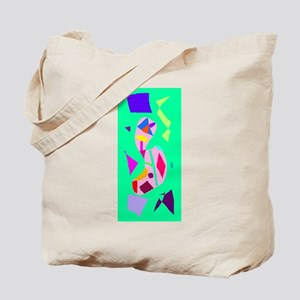 Football Twigs Reaction Running Afternoon Tote Bag