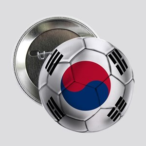 "Korea Football 2.25"" Button"