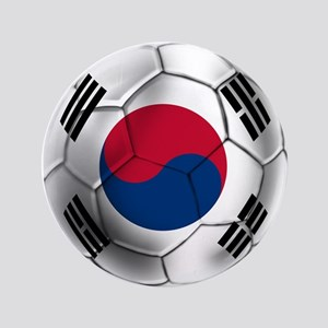 Korea Football Button