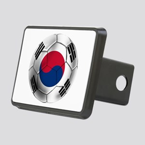 Korea Football Rectangular Hitch Cover