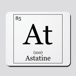 Elements - 85 Astatine Mousepad