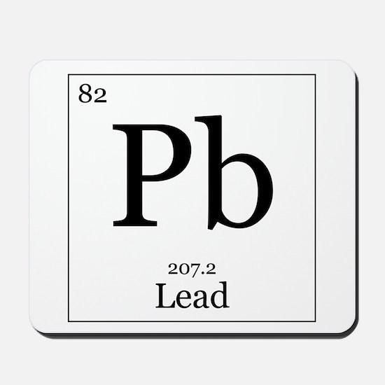 Elements - 82 Lead Mousepad