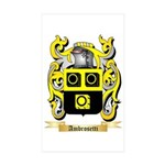 Ambrosetti Sticker (Rectangle 10 pk)