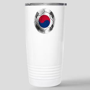 Korea Football Stainless Steel Travel Mug