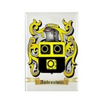 Ambrozewicz Rectangle Magnet (100 pack)