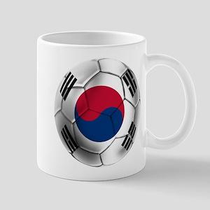 Korea Football Mug