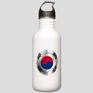 Korea Football Stainless Water Bottle 1.0L