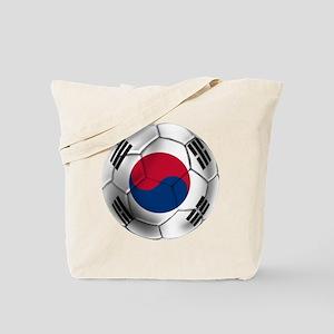 Korea Football Tote Bag