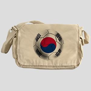 Korea Football Messenger Bag