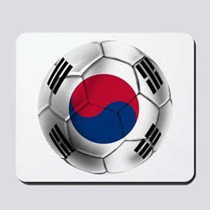 Korea Football Mousepad