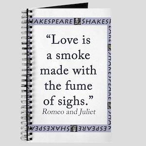 Love Is a Smoke Journal