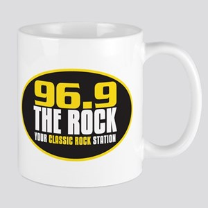 969 The Rock Your Classic Rock Station Mug