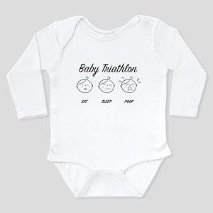 tri-baby Body Suit