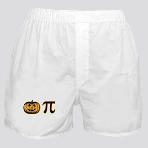 Pumpkin pie. Boxer Shorts