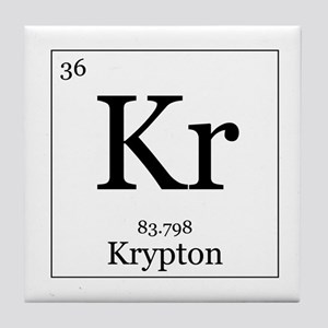 Periodic table krypton coasters cafepress elements 36 krypton tile coaster urtaz Choice Image