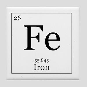 Elements 26 Iron Tile Coaster