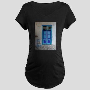 PB140228 Maternity Dark T-Shirt