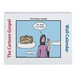 Cartoon Gospel Wall Calendar