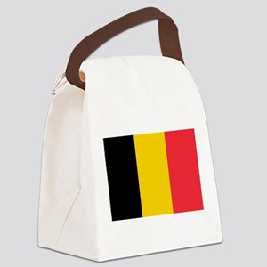 Belgium Canvas Lunch Bag