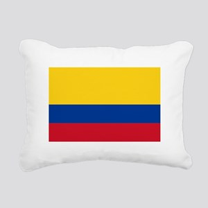 Colombia Rectangular Canvas Pillow