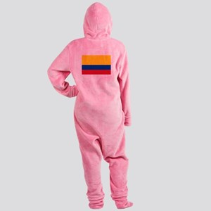 Colombia Footed Pajamas