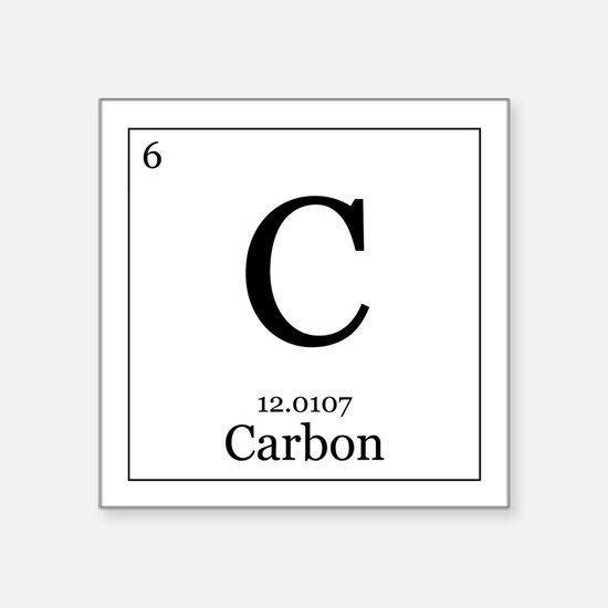 Carbon Bumper Stickers Cafepress