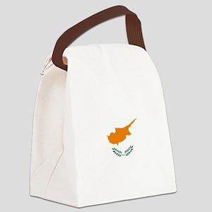 Cyprus Canvas Lunch Bag