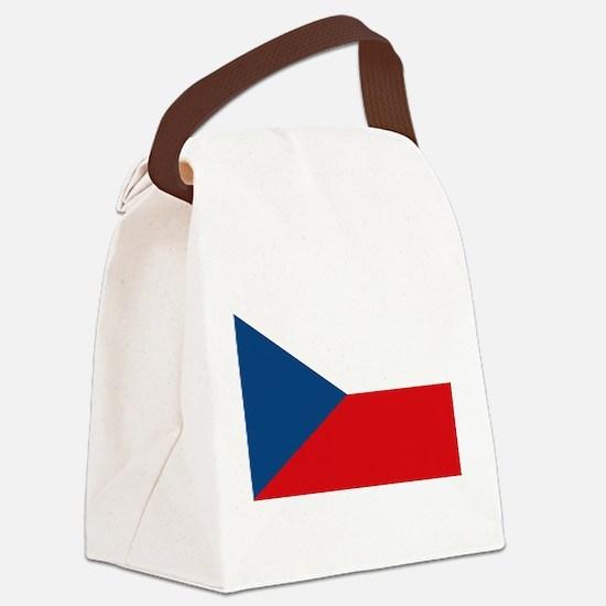 Czech Republic.jpg Canvas Lunch Bag