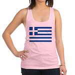 Greece Racerback Tank Top