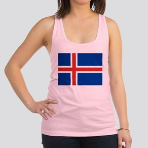 Iceland Racerback Tank Top