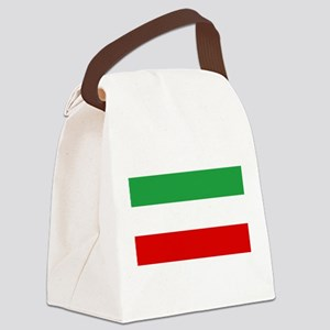 Iran Canvas Lunch Bag