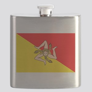 Sicily Flask