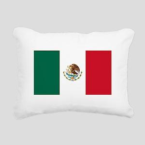 Mexico Rectangular Canvas Pillow