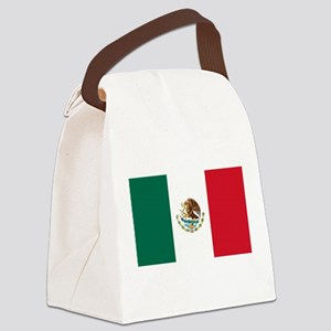 Mexico Canvas Lunch Bag