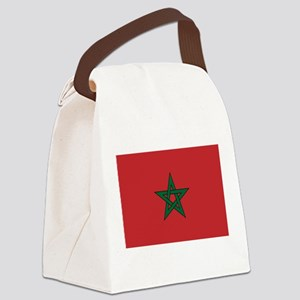 Morocco Canvas Lunch Bag