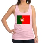 Portugal Racerback Tank Top