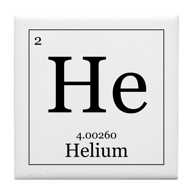 Elements 2 helium tile coaster by alltherage urtaz Choice Image