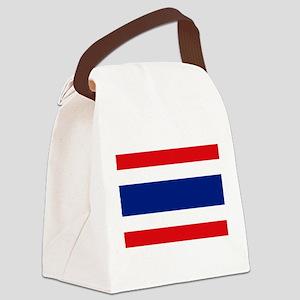 Thailand Canvas Lunch Bag