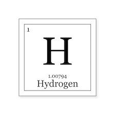 هیدروژن (H)