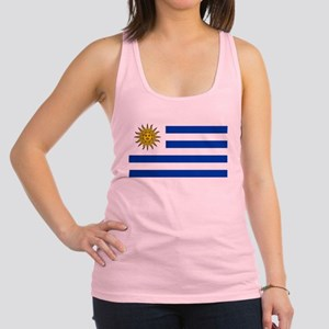 Uruguay Racerback Tank Top