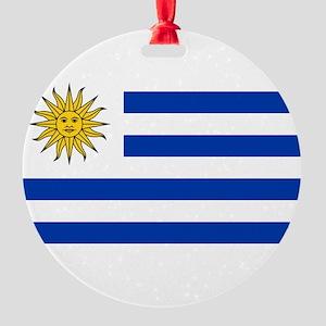 Uruguay Round Ornament