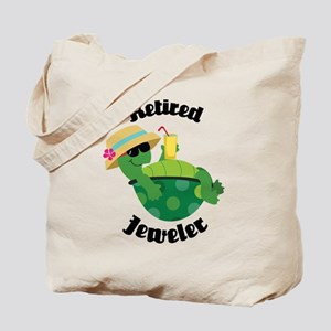 Retired Jeweler Gift Tote Bag
