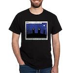 Restroom Role Reversal Dark T-Shirt