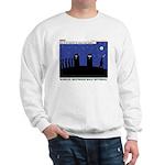 Restroom Role Reversal Sweatshirt