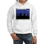 Restroom Role Reversal Hooded Sweatshirt
