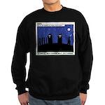 Restroom Role Reversal Sweatshirt (dark)