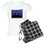 Restroom Role Reversal Women's Light Pajamas