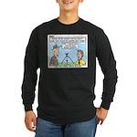 Weather Rock Long Sleeve Dark T-Shirt