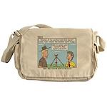 Weather Rock Messenger Bag