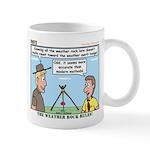 Weather Rock Mug
